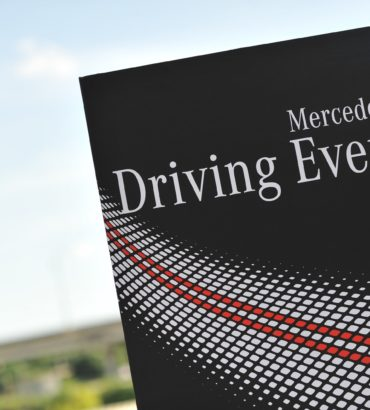 Mercedes Benz Driving Event