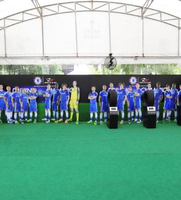 Nitto – Chelsea Fan Meeting @ ราชมังคลากีฬาสถาน