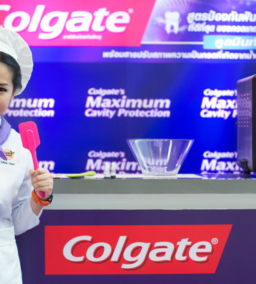 Colgate Cooking event