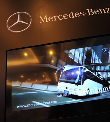 Mercedes-Benz Ominibuss Press Conference