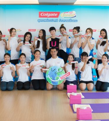 Colgate Total Yoga Event
