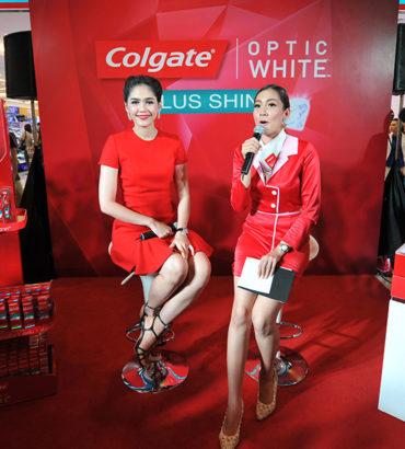 Colgate Optic White Roadshow @ Watsons