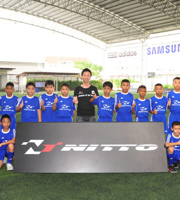 Nitto – Chelsea football Clinic