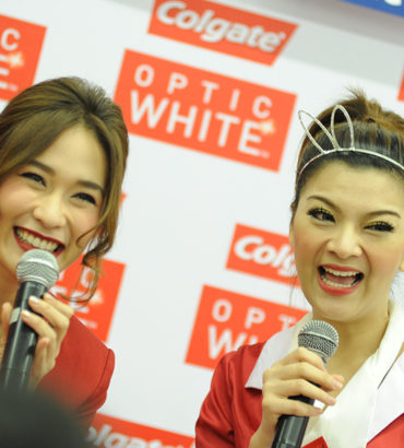 Colgate Optic White @ Big-C