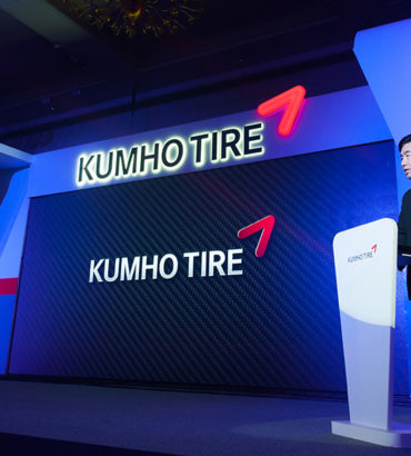 Kumho Tire Press Conference