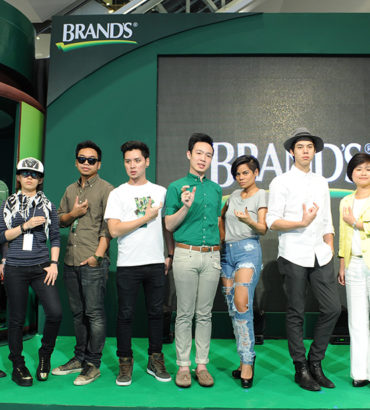 Brands New Presenter Press Conference