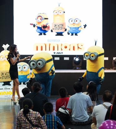 UIP @ BKK Comic con 2015