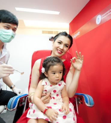 Colgate สุขภาพฟันป้องกันดีกว่ารักษา