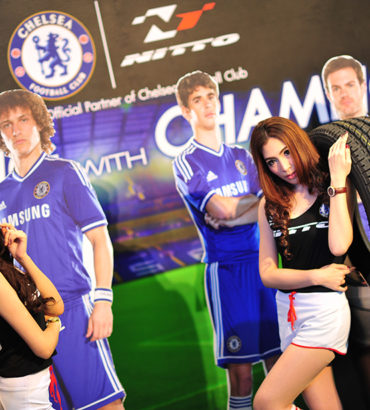 Nitto – Chelsea Press Conference
