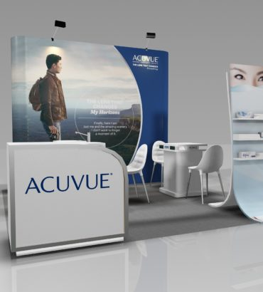 Acuvue Booth Design
