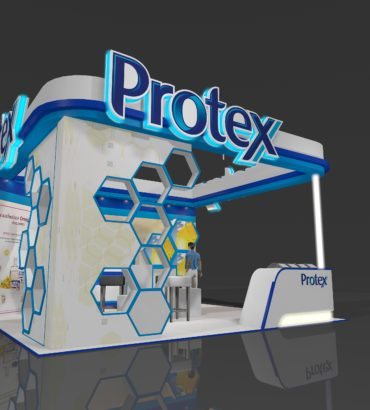 Protex Booth Design