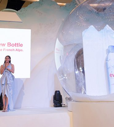 Evian Purity A New Bottle